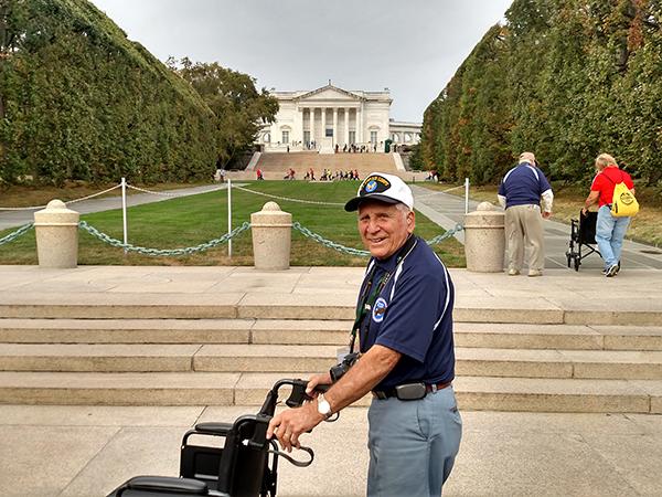 George Davis in DC
