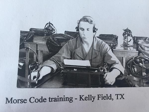 Morse Code Training