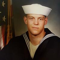 Veteran Michael Grano