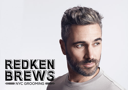 redken logo and model