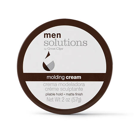 Solutions Mens Molding Cream