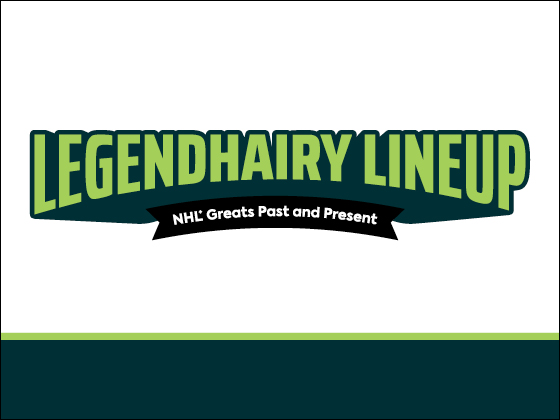 Legendhairy Lineup Sweepstakes Banner