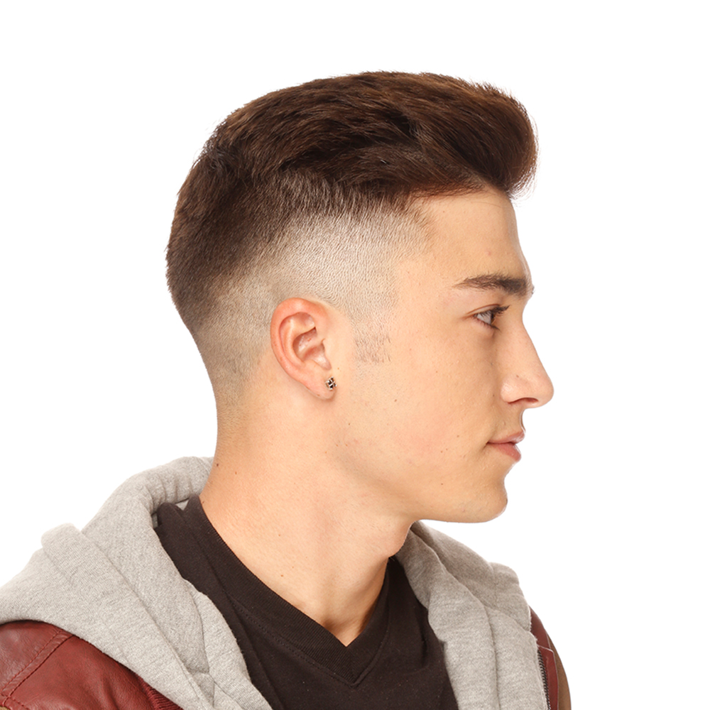 Your Guide To The Perfect Men S Hair Fade
