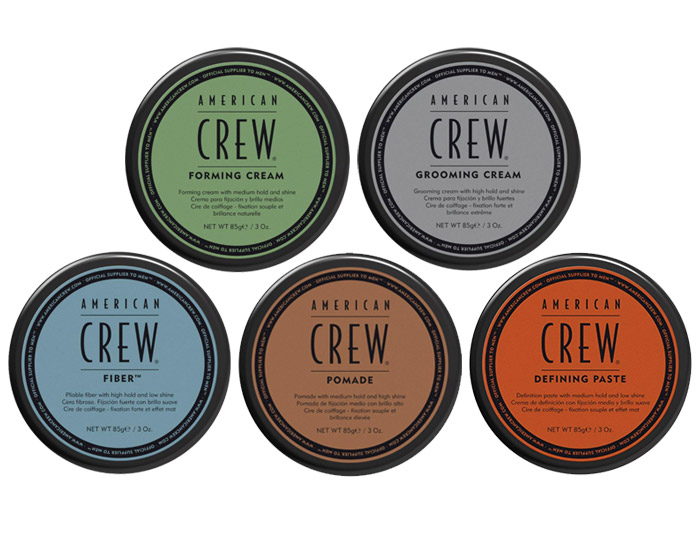 american crew styling products